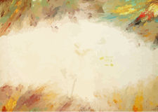 Wodny kolor na starej papierowej teksturze Zdjęcie Royalty Free