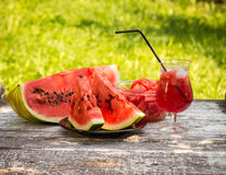Wodny melon Fotografia Stock