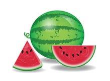 Wodny melon Fotografia Royalty Free