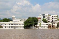Wodny miasto: udaipur Zdjęcia Royalty Free