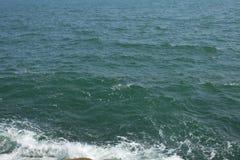 Wodny morze Obrazy Royalty Free