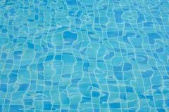 Wodny pływacki basen Zdjęcie Stock