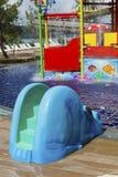 Wodny park dla dzieci Obraz Stock