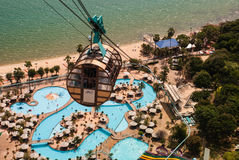 Wodny Parkowy Aqua park zdjęcie stock