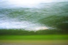 Wodny pluśnięcie Zdjęcia Stock