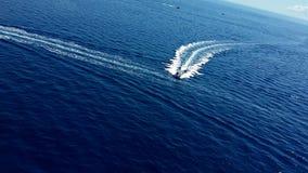 Wodny rozdroże zdjęcie royalty free