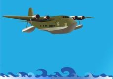 Wodny samolot Zdjęcia Stock