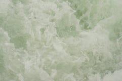 Wodny splatter Zdjęcia Royalty Free