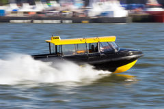 Wodny taxi Obraz Royalty Free
