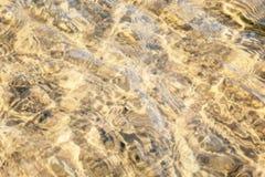 Wodny tekstura abstrakt Zdjęcie Stock