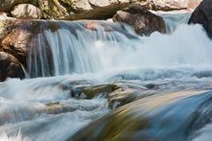 wodny wysoka góra biel Obraz Royalty Free