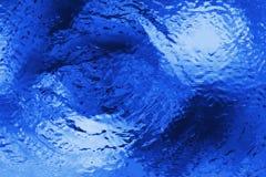 Wodnych fala tło Zdjęcie Stock