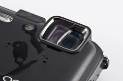 Wodoodporna kamera Fotografia Stock