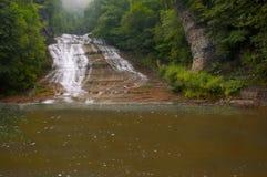 wodospad Obraz Stock