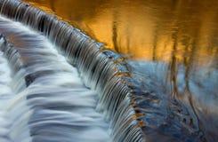 wodospad fotografia stock