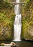 wodospad bridge zdjęcie stock