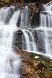 wodospad leśna Fotografia Royalty Free