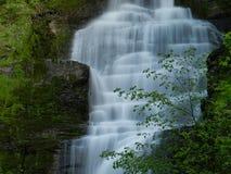 wodospad malownicza Zdjęcia Royalty Free