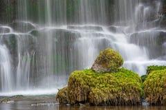 wodospad sceniczna Fotografia Stock