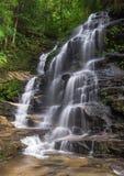 wodospad się kaskadą Obraz Royalty Free