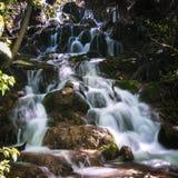 wodospad się kaskadą Fotografia Royalty Free