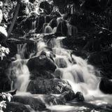 wodospad się kaskadą Obraz Stock