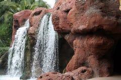 wodospad tropikalna Fotografia Royalty Free