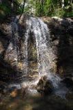 2 wodospadu zdjęcia royalty free