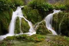 wodospady obrazy stock