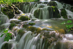 wodospady Zdjęcia Royalty Free
