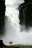 wodospady iguacu Obraz Stock