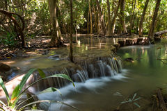 wodospady tropikalne Zdjęcia Stock
