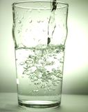 wody pitnej Zdjęcia Royalty Free