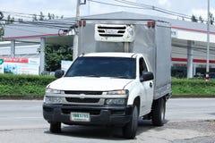 Wody pitnej doręczeniowa ciężarówka PN firma Zdjęcie Stock