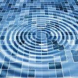 wody powierzchniowe Fotografia Royalty Free
