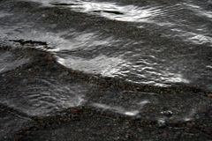 wody powierzchniowe Zdjęcia Stock