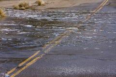wody powodziowe Zdjęcia Stock
