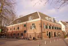 Woerden in the Netherlands Royalty Free Stock Image