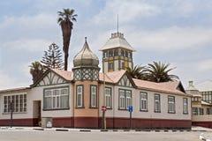 Woermannhouse Swakopmund Stock Photos
