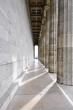 Woerth (Germany) Walhalla. Woerth (Bavaria, Germany) Walhalla, german historical hall of fame stock photography
