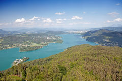 Woerthersee Lake Stock Images