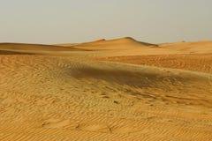 Woestijn Royalty-vrije Stock Foto