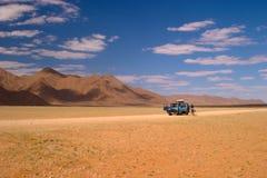 Woestijn 2 Stock Foto's
