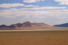 Woestijn 6 Stock Foto