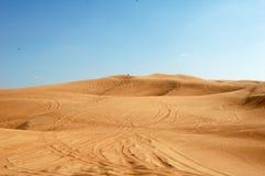 Woestijn Royalty-vrije Stock Afbeeldingen