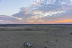 Woestijn BÅ 'Ä™dowska in zuidelijk Polen royalty-vrije stock fotografie
