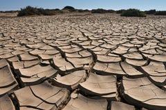 Woestijn Namib -namib-nuakluft Stock Afbeeldingen