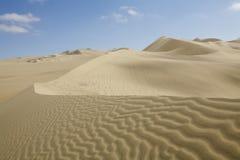 Woestijn Peru Royalty-vrije Stock Foto