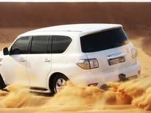 Woestijn Safari Dubai, Verenigde Arabische Emiraten stock afbeeldingen