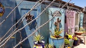 Woestijndeuren royalty-vrije stock afbeelding